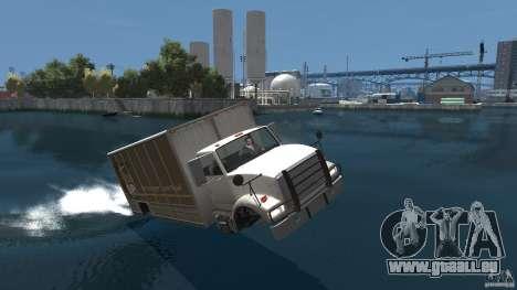 Benson boat für GTA 4