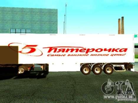 Nouveau trailer pour GTA San Andreas laissé vue