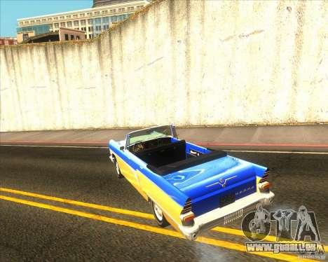 Tschaika GAZ 13 b für GTA San Andreas linke Ansicht