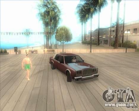 Mes paramètres ENBSeries HD pour GTA San Andreas