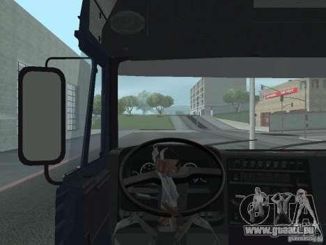 Aktives Dashboard 3.0 für GTA San Andreas siebten Screenshot