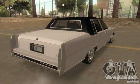 GTA IV Emperor für GTA San Andreas rechten Ansicht