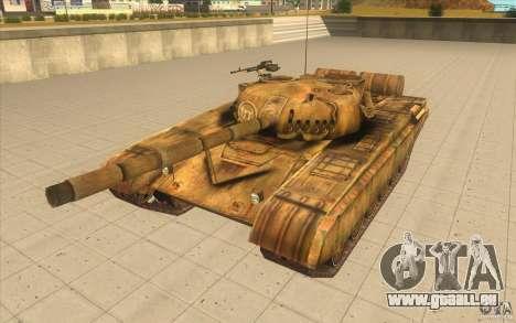Char t-72 pour GTA San Andreas