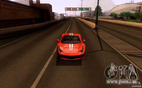 Ferrari 458 Italia Final pour GTA San Andreas