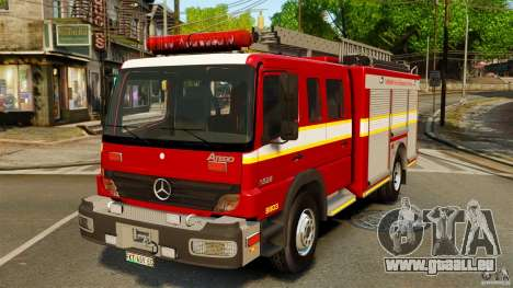 Mercedes-Benz Atego NMBMM [ELS] für GTA 4