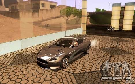 Aston Martin Virage V1.0 für GTA San Andreas