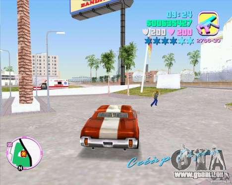 ENB Series for GTA ViceCity v2 GTA Vice City pour la deuxième capture d'écran