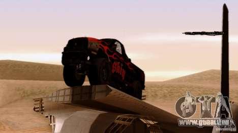 Direct R v1.0 pour GTA San Andreas troisième écran