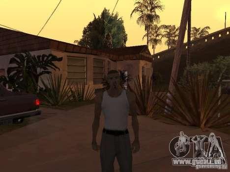 Varrio Los Aztecas pour GTA San Andreas