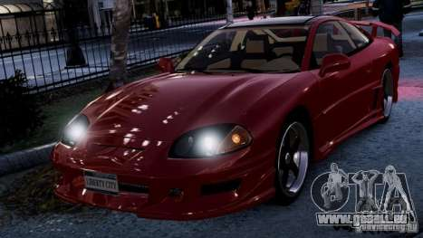 Dodge Stealth Turbo RT 1996 pour GTA 4