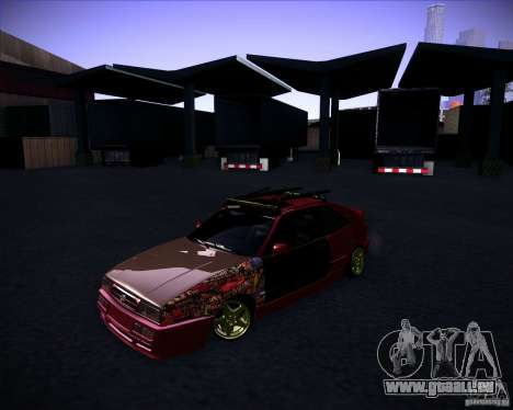 Volkswagen Corrado Rathella für GTA San Andreas