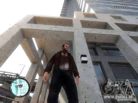 ENBSeries 0.079 SORA für GTA 4 weiter Screenshot