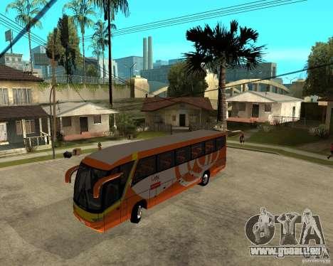 Stadt malaysischen Schnellbus für GTA San Andreas