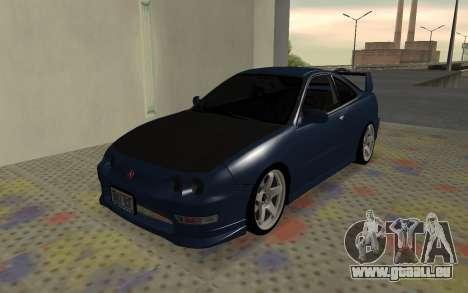 Acura Integra Type R 2000 pour GTA San Andreas