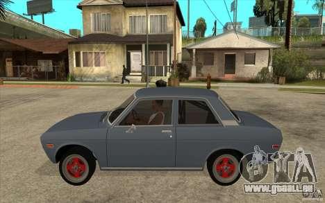 Datsun 510 JDM Style für GTA San Andreas linke Ansicht