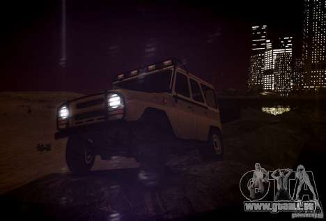 UAZ-31514 Version: 2.04 für GTA 4