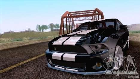 SA_nGine v1. 0 für GTA San Andreas fünften Screenshot