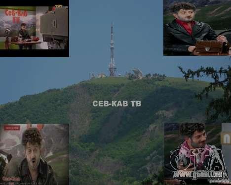 Écrans de chargement Piatigorsk pour GTA San Andreas troisième écran