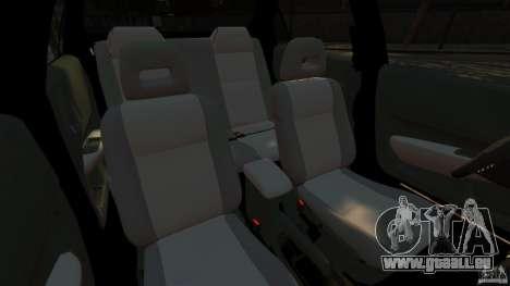 Honda Civic VTI für GTA 4 Innenansicht