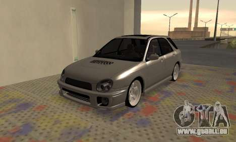 Subaru Impreza WRX Wagon für GTA San Andreas