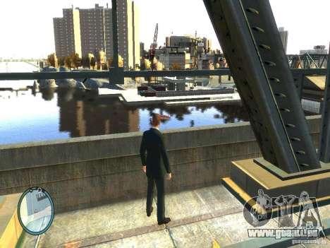 iCEnhancer 1.2 für GTA 4 Sekunden Bildschirm