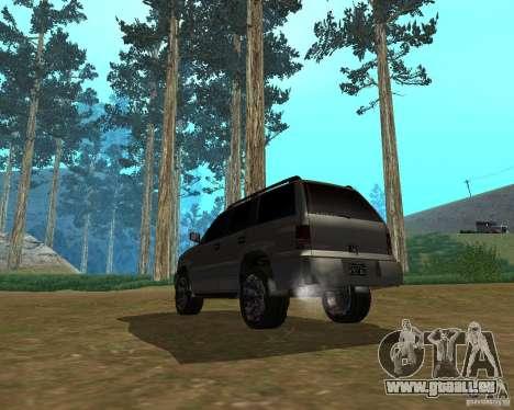 Cavalcade de GTA 4 pour GTA San Andreas laissé vue