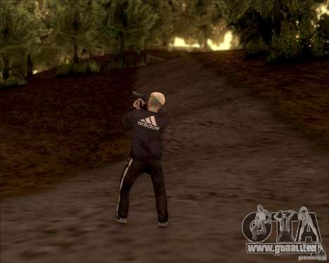SkinPack for GTA SA für GTA San Andreas zehnten Screenshot