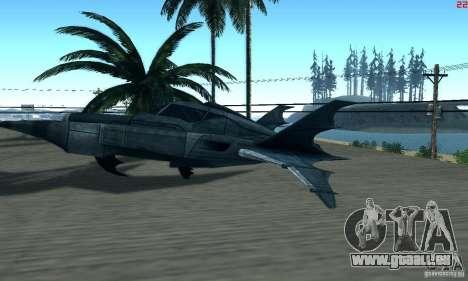 BatWing für GTA San Andreas