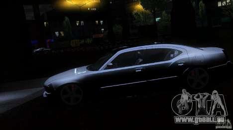 Dodge Charger RT 2010 pour GTA San Andreas vue de côté