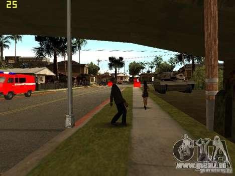 Drunk People Mod für GTA San Andreas dritten Screenshot