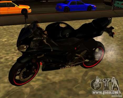 Yamaha YFZ R6 für GTA San Andreas