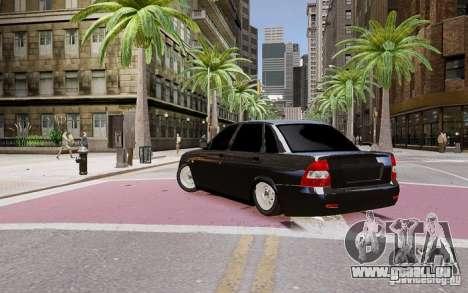 Lada Priora Dag Style pour GTA 4 est une gauche