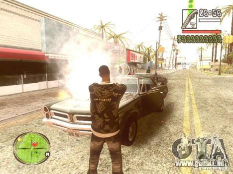 Wild Wild West für GTA San Andreas fünften Screenshot