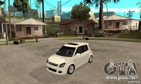 Suzuki Swift 4x4 CebeL Modifiye für GTA San Andreas