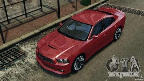 Dodge Charger SRT8 2012 v2.0 für GTA 4 Räder