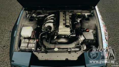 Nissan 240SX JDM für GTA 4 Innen