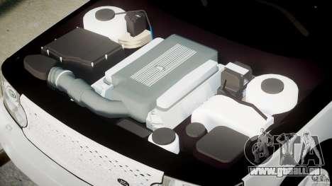 Range Rover Supercharged 2009 v2.0 pour GTA 4 est un droit