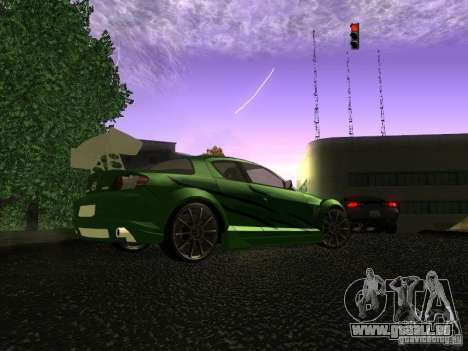 ENBSeries by Mick Rosin pour GTA San Andreas