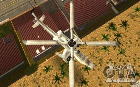 AH-1Z Viper für GTA San Andreas rechten Ansicht