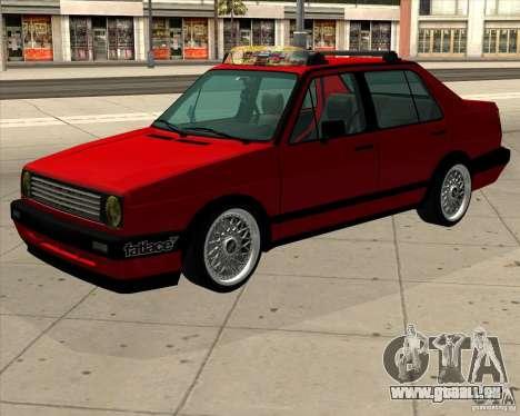 Volkswagen Jetta 1987 Eurostyle für GTA San Andreas
