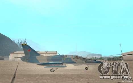 L-39 Albatross für GTA San Andreas Rückansicht