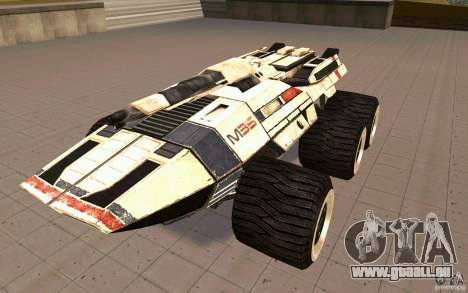 M35 Mako für GTA San Andreas