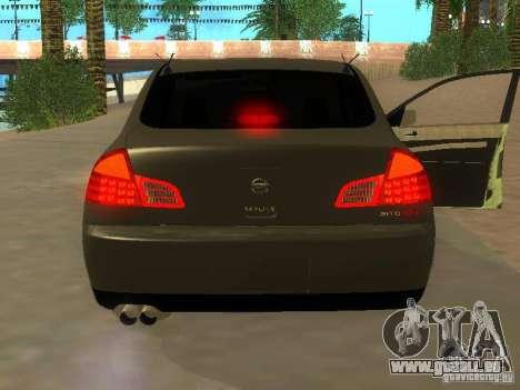 Nissan Skyline 300 GT für GTA San Andreas rechten Ansicht