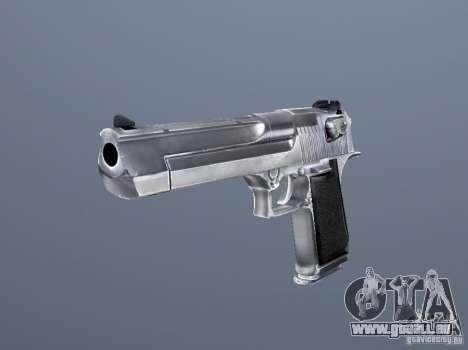 Grims weapon pack3 pour GTA San Andreas cinquième écran