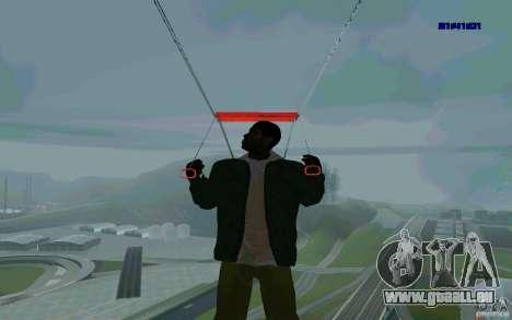 male01 pour GTA San Andreas deuxième écran