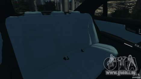 Mercedes-Benz S65 AMG 2012 v1.0 pour GTA 4 vue de dessus