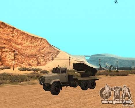 KrAZ-63211 JAMZ c. 1 pour GTA San Andreas