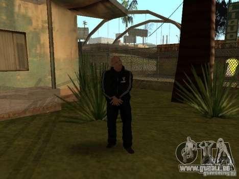 Dwayne The Rock Johnson pour GTA San Andreas deuxième écran