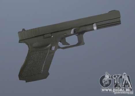 Glock 17 GTA Vice City pour la troisième écran