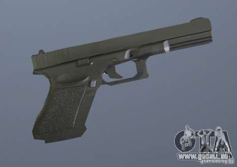 Glock 17 für GTA Vice City dritte Screenshot